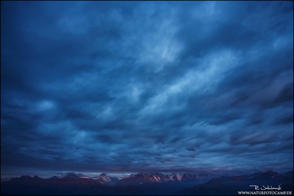 Alpen – Land der unwirklichen Lichtstimmungen