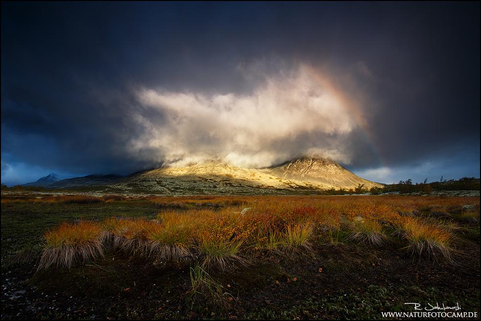 Herbstliches Norwegen 2012
