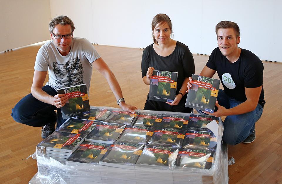 Die Fotoschule in Bildern Naturfotografie: Vollständig neue 2. Auflage – neue Bilder, neue Profitipps!