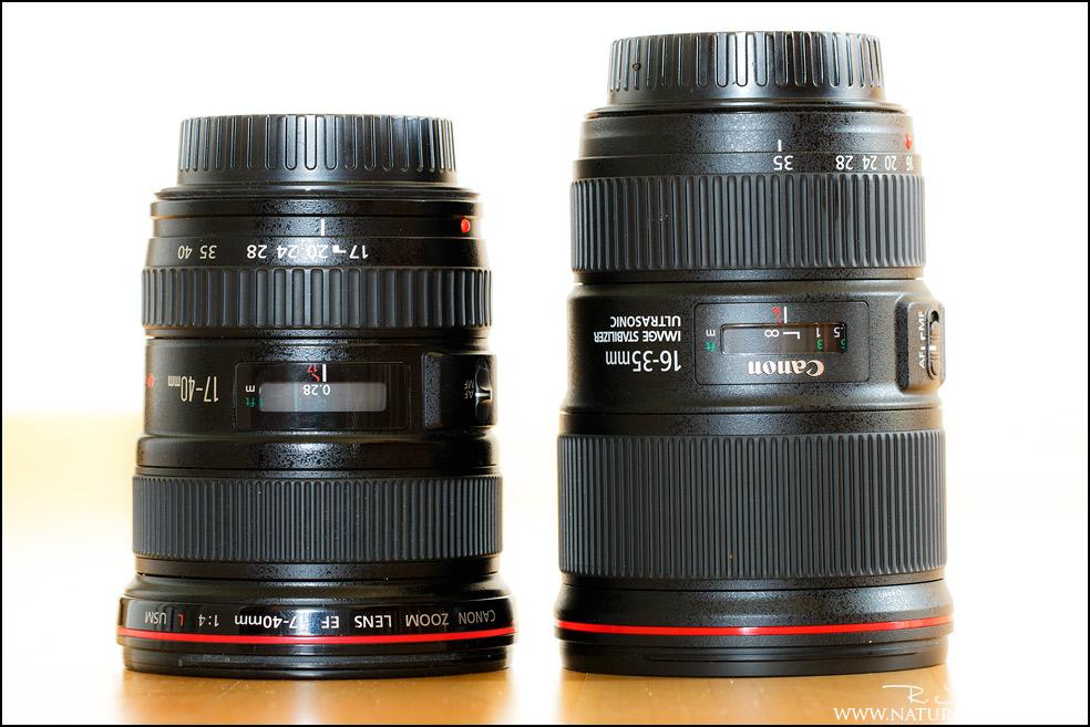 Canon EF 4,0 16-35mm L IS, erste Eindrücke