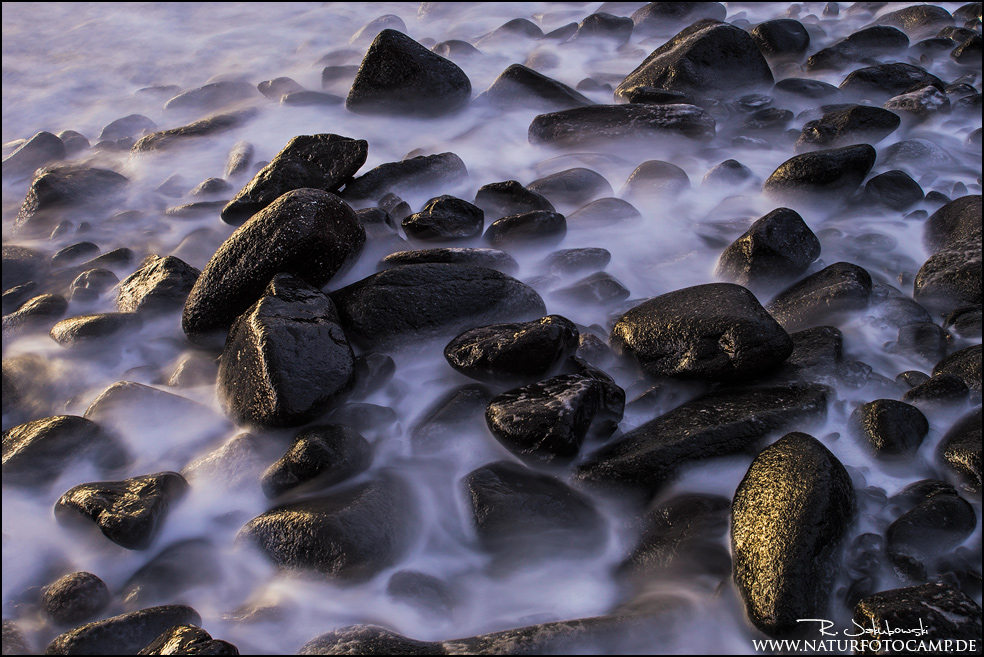 Die Küste La Gomeras