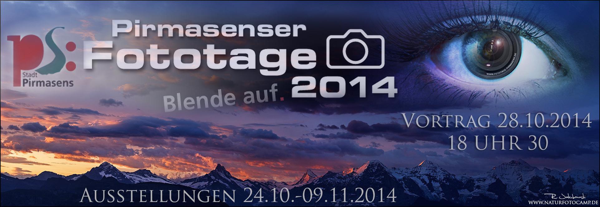 Pirmasenser Fototage 2014