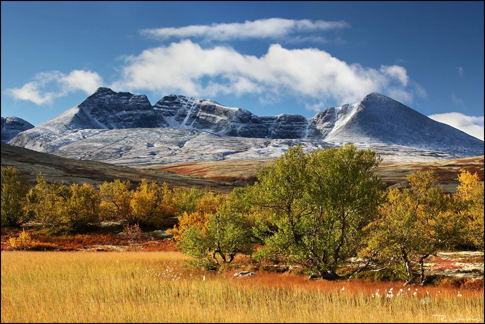 Norwegische Landschaften