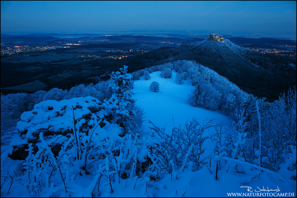 Burg Hohenzollern – zu Gast in Hechingen