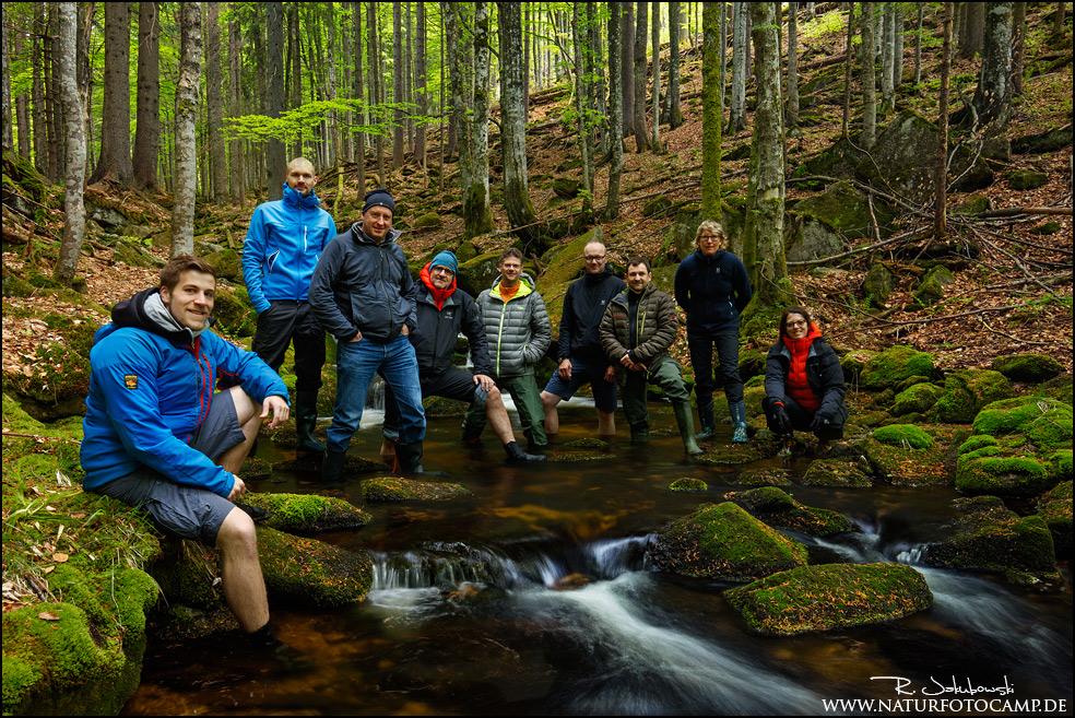 Workshop im Bayerischen Wald, so habe ich es noch nicht erlebt!