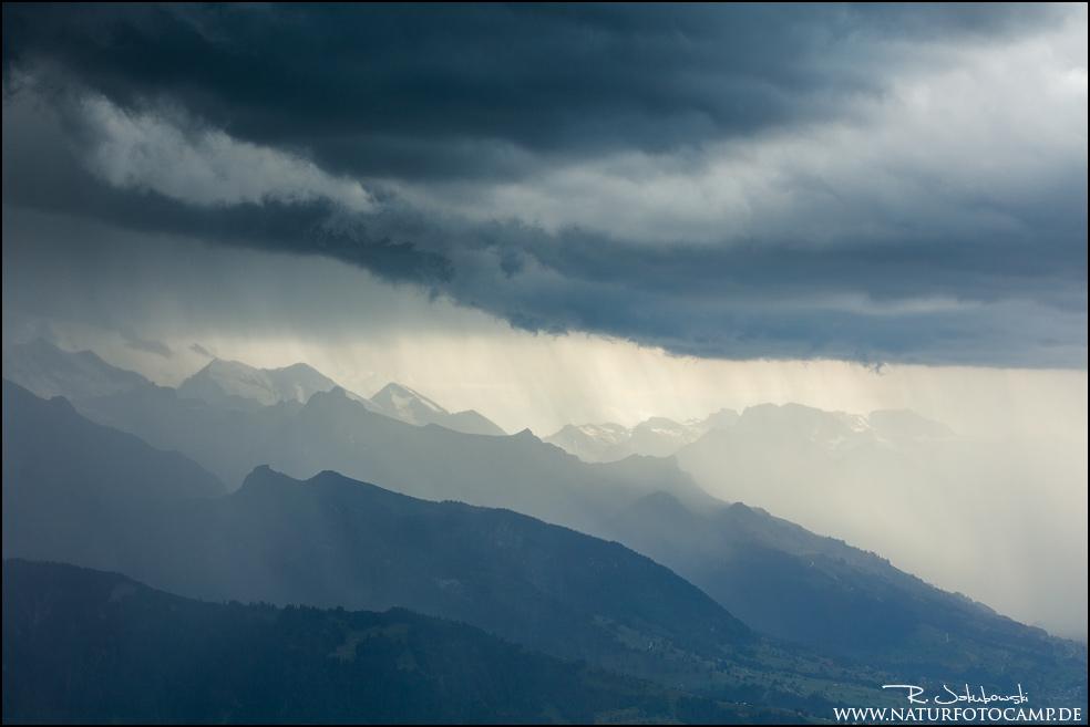 Lichtblicke der Alpen