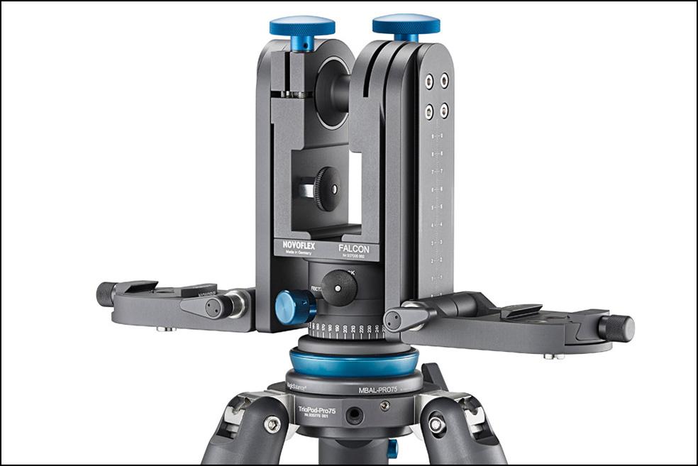 Der Tele-Doppelschwenker Novoflex Falcon Erfahrungsbericht