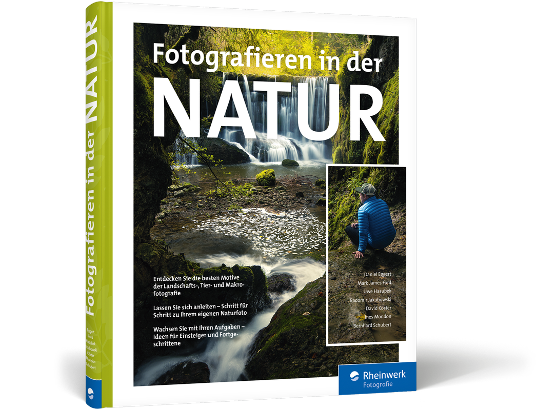 Buchvorstellung: Fotografieren in der Natur