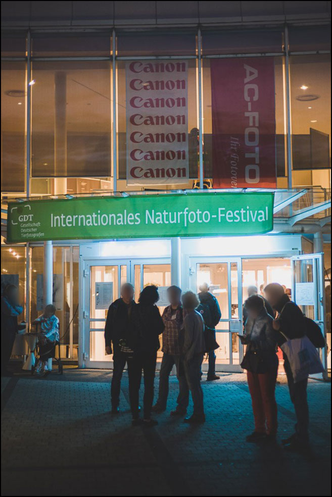 Internationales Naturfotografenfestival 2019 in Lünen mein Rückblick