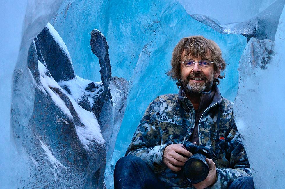 Bohnensack -004- Horst Eberhöfer vom Wilderer zum Naturfotograf