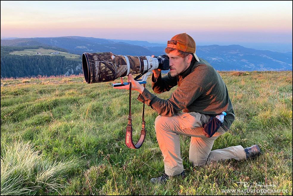 Canon EOS R5 – erste Erfahrungen aus der Praxis; meine kurzer Test