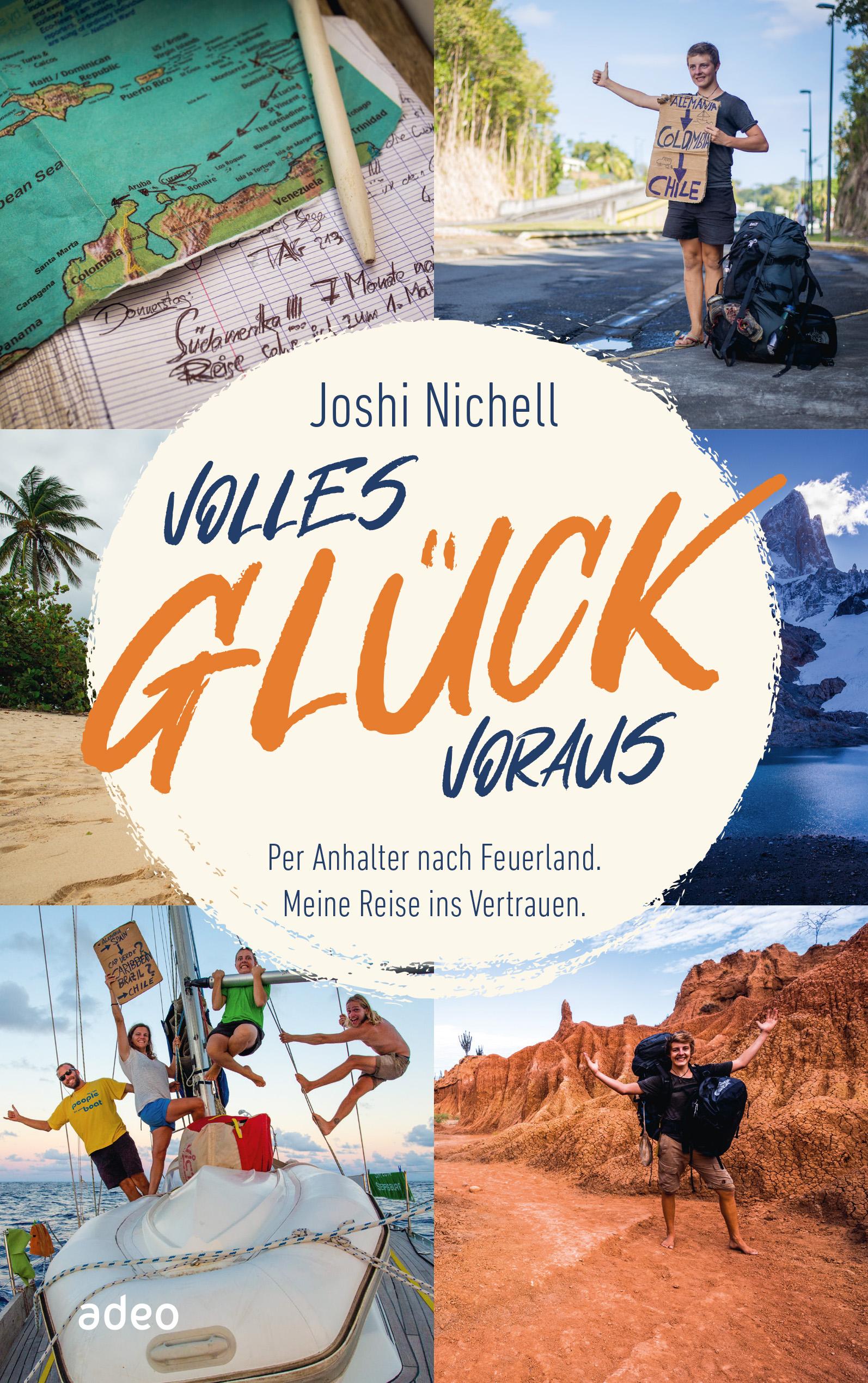 Bohnensack – Joshi Nichell Weltenbummler und Glückspilz