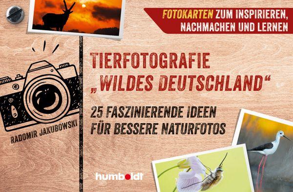 Wildes Deutschland Landschaftsfotografie und Tierfotografie