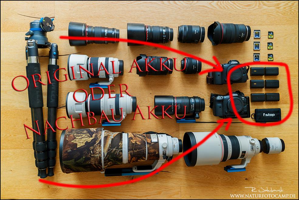 29. Bohnensack – Blogtalk Naturfotonews Nikon Z9, Sony G-Master 50mm 1.2, Canon oder Nachbau Akkus?