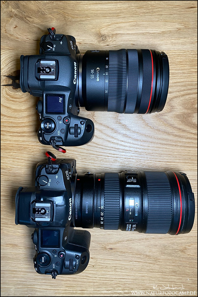 Canon RF 14-35mm f/4.0 L IS USM mein erster Test