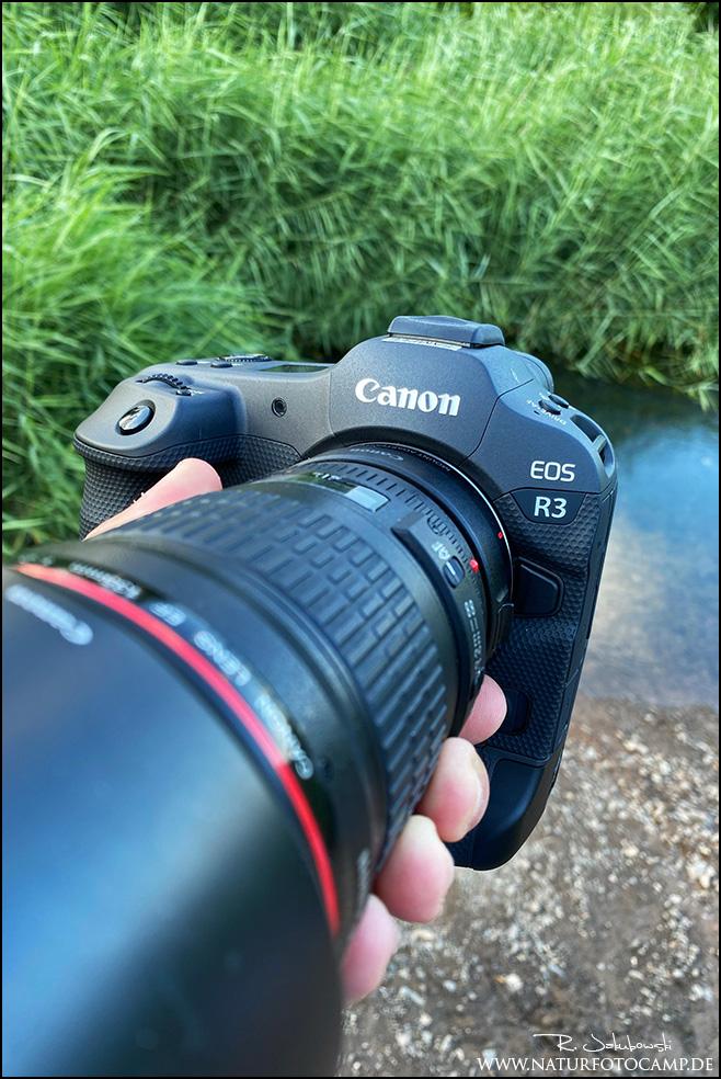 Canon EOS R3 erster Eindruck und auf keinen Fall ein Test